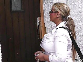 مامان توسط دو گانگستر سیاه پوست در کنار استخر و جوجه های چاق در الاغ و فیلم سکسی برازرس دهان لعنتی می شود