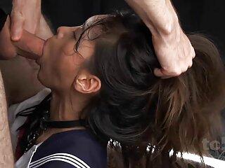 دختر زیبای آسیایی بهترین های سکس برازرس سخت در الاغ لعنتی کرد