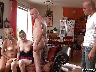 سه زیبایی روی تخت رابطه جنسی لزبین دارند دانلود فیلم سکسی از سایت برازرس